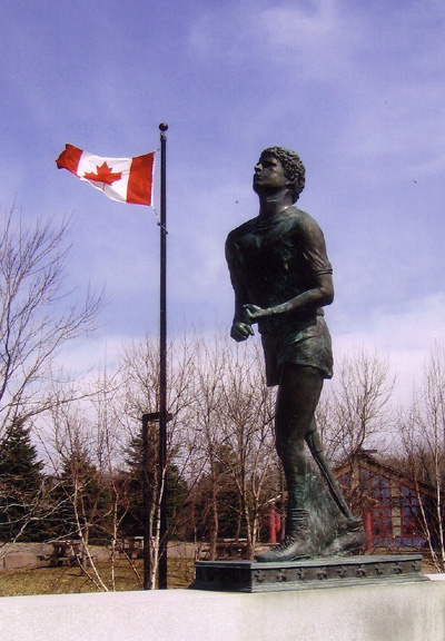 Terry Fox Memorial, Thunder Bay, Ontario