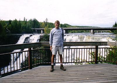 Kakabeca Falls